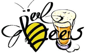 Backpack Bees Brewery Logo